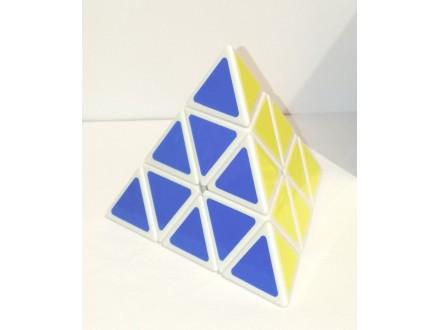 YISHENG Piraminx MAGIC - kao rubikova piramida