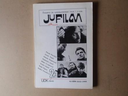 YU FILM DANAS 2 - 3 / 1988  ČASOPIS