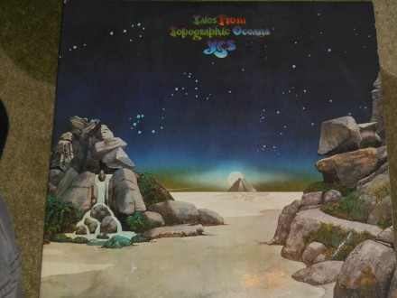 Yes - Tales From Topographic Oceans (germany) 5/5