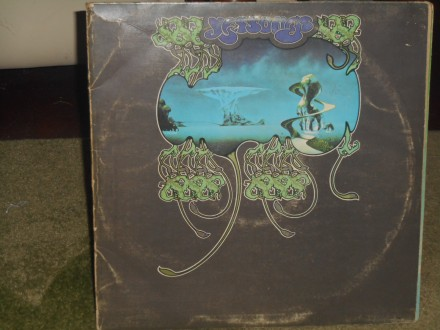 Yes - Yessongs (UK pres)