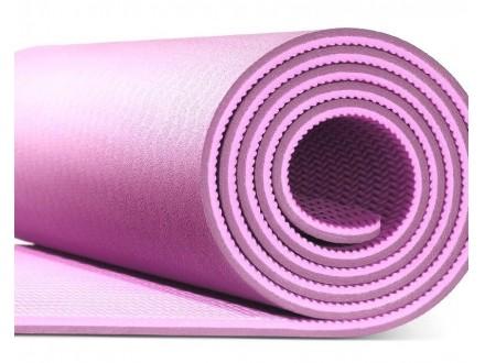 Yunmai Yoga prostirka Widen ljubičasta YMYG-T802
