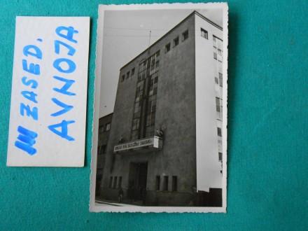 ZASEDANJE-III- AVNOJ-a -AVGUST 1945.g.-/AV- 02 /