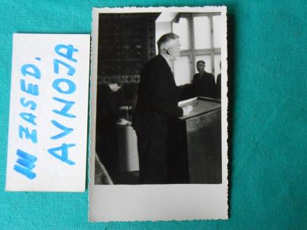 ZASEDANJE-III- AVNOJ-a -AVGUST 1945.g.-/AV-08  /