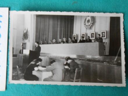 ZASEDANJE-III- AVNOJ-a -AVGUST 1945.g.-/AV- 11 /