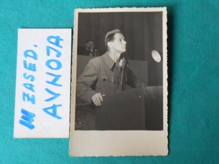 ZASEDANJE-III- AVNOJ-a -AVGUST 1945.g.-/AV- 13 /