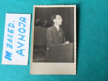ZASEDANJE-III- AVNOJ-a -AVGUST 1945.g.-/AV-29  /