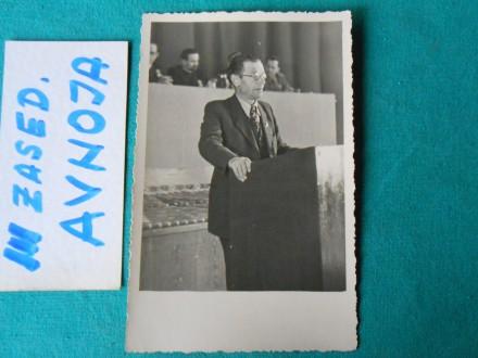 ZASEDANJE-III- AVNOJ-a -AVGUST 1945.g.-/AV-  33/