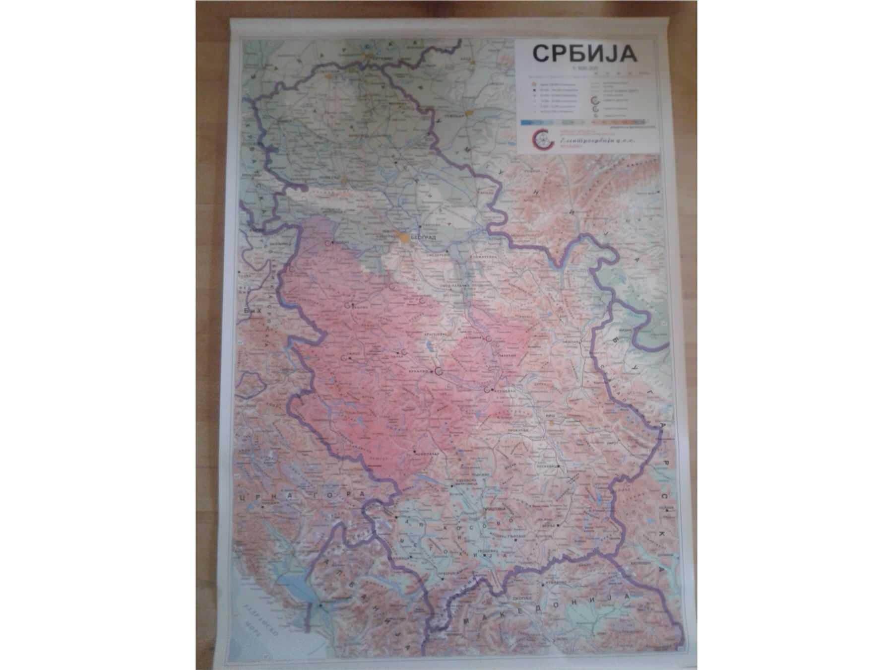 100+ Geografska Karta Vojvodine – yasminroohi