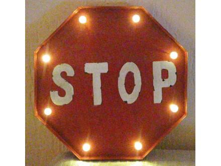 ZNAK STOP - LED sijalice