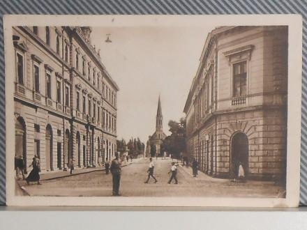 ZRENJANIN - REFORMATORSKA CRKVA 1920/30 (VI-03)