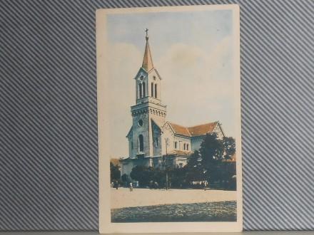 ZRENJANIN - RIMO-KATOLIČKA CRKVA-1920/30 (VI-06)