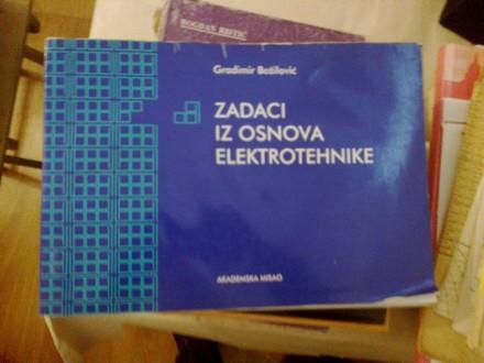 Zadaci iz osnova elektrotehnike - Gradimir Božilović