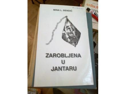 Zarobljena u Jantaru - Mina L. Đenić