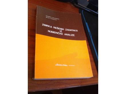 Zbirka rešenih zadataka iz numeričke analize