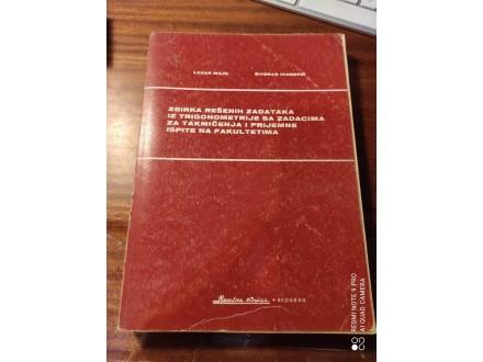 Zbirka rešenih zadataka iz trigonometrije Milin Ivanovi