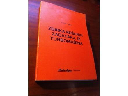 Zbirka rešenih zadataka iz turbomašina Babić