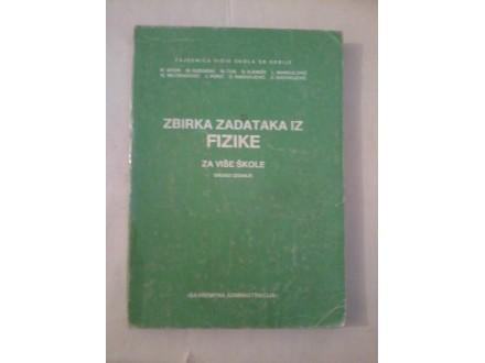 Zbirka zadataka iz Fizike za više škole Arsin Budimski
