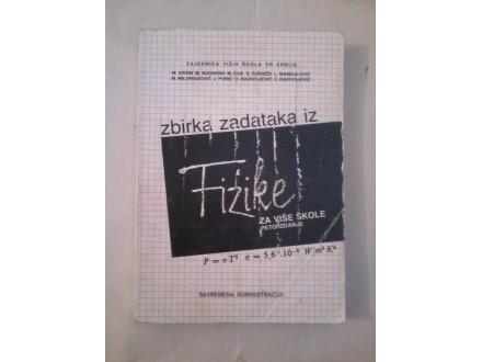 Zbirka zadataka iz Fizike za više škole Arsin Budinski