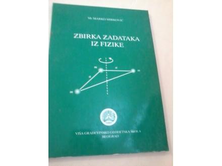 Zbirka zadataka iz fizike - mr Marko Mirković