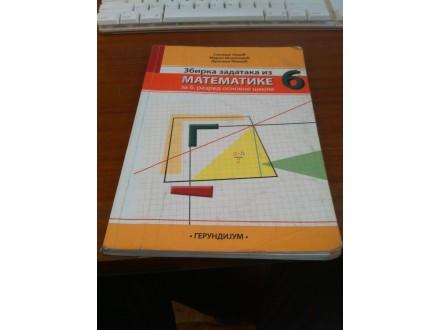 Zbirka zadataka iz matematike 6 - Gerundijum