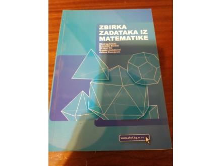 Zbirka zadataka iz matematike Ivović Boričić Ilić i dr