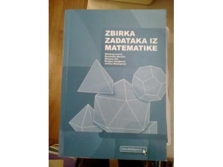 Zbirka zadataka iz matematike - Ivović Boričić Ilić