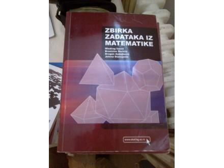 Zbirka zadataka iz matematike - Ivović; Boričić;