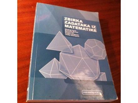 Zbirka zadataka iz matematike Ivović Boričić i dr
