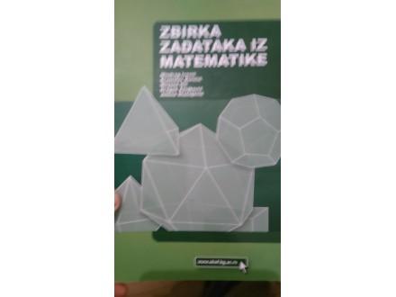 Zbirka zadataka iz matematike - Ivović; Boričić