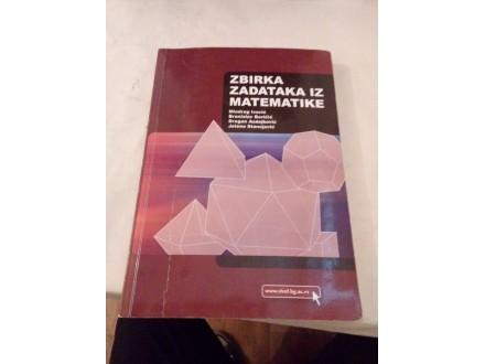Zbirka zadataka iz matematike - Ivović Boričić