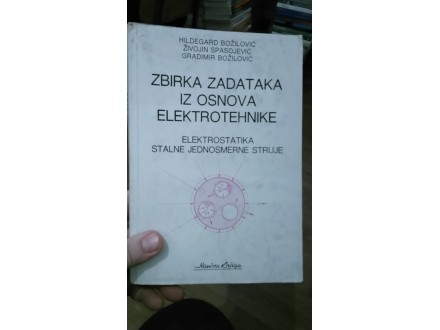 Zbirka zadataka iz oet - Božilović, Spasojević;