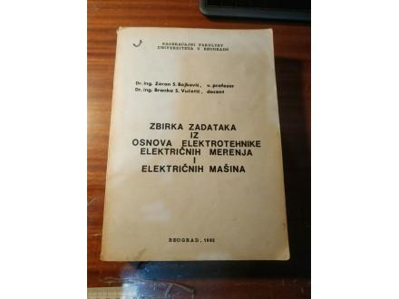 Zbirka zadataka iz osnova elektrotehnike Bojković
