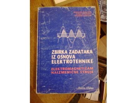 Zbirka zadataka iz osnova elektrotehnike - Božilović