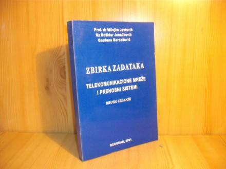 Zbirka zadataka telekomunikacione mreže