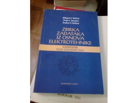 Zbirka zadatka iz osnova elektrotehnike - Božilović