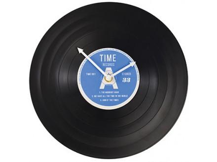 Zidni sat - Record