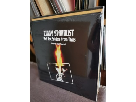 Ziggy Stardust And The Spiders From Mars Soundtrack