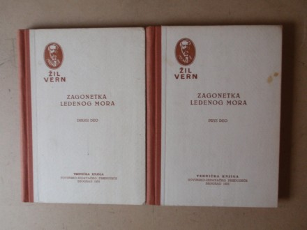 Žil Vern - ZAGONETKA LEDENOG MORA 1 - 2