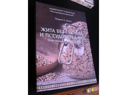 Žita bez glutena i pseudoceralije Mirjana Demin