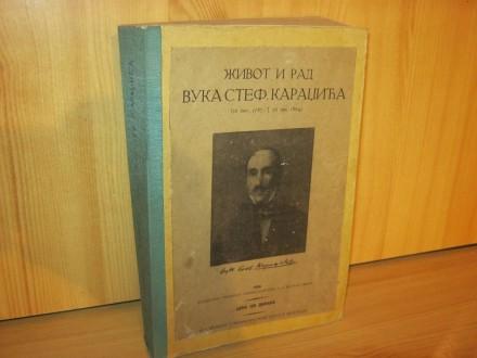 Život i rad Vuka Stef. Karadžića 1924.god