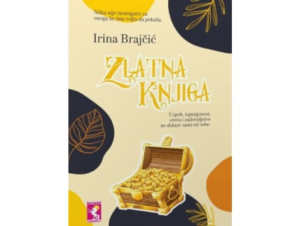 Zlatna knjiga - Irina Brajčić