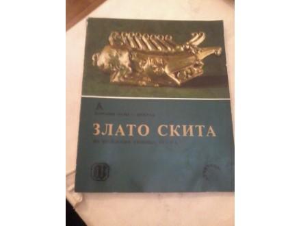 Zlato skita iz muzejskih riznica SSSR-a