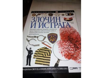 Zločin i istraga - Enciklopedija sveznanja