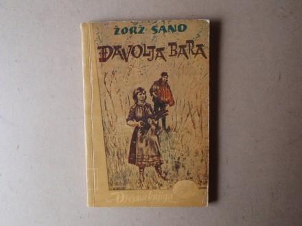 Žorž Sand - ĐAVOLJA BARA