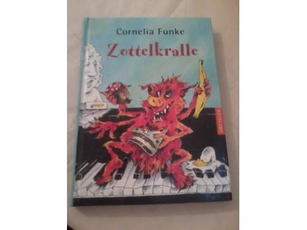 Zottelkralle - Cornelia Funke