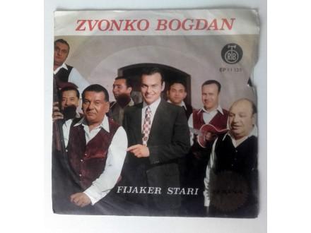 Zvonko Bogdan - Fijaker stari