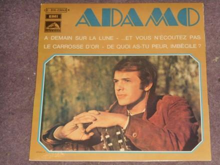 adamo - a demain sur la lune EP (france) MINT !!!