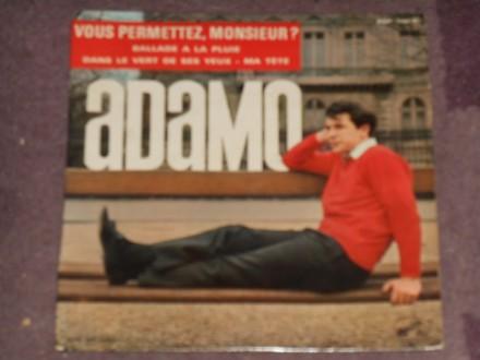 adamo - vous permettez, monsieur EP(france) 4+/5