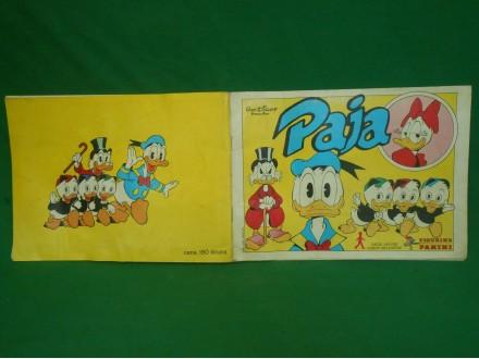 album PAJA FIGURINE PANINI Walt Disney 95 %, popunjen