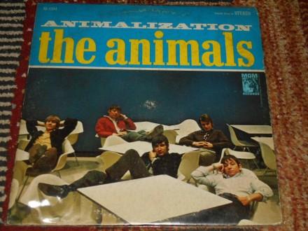 animals - animalization (US 1.pres)